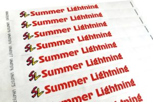 контрольные клубные бумажные браслеты с нанесением логотипа купить в минске