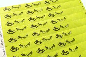 контрольные бумажные браслеты ленточки в минске купить заказать