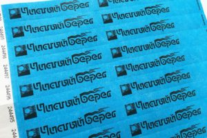 клубные бумажные браслеты ленточки купить в минске недорого